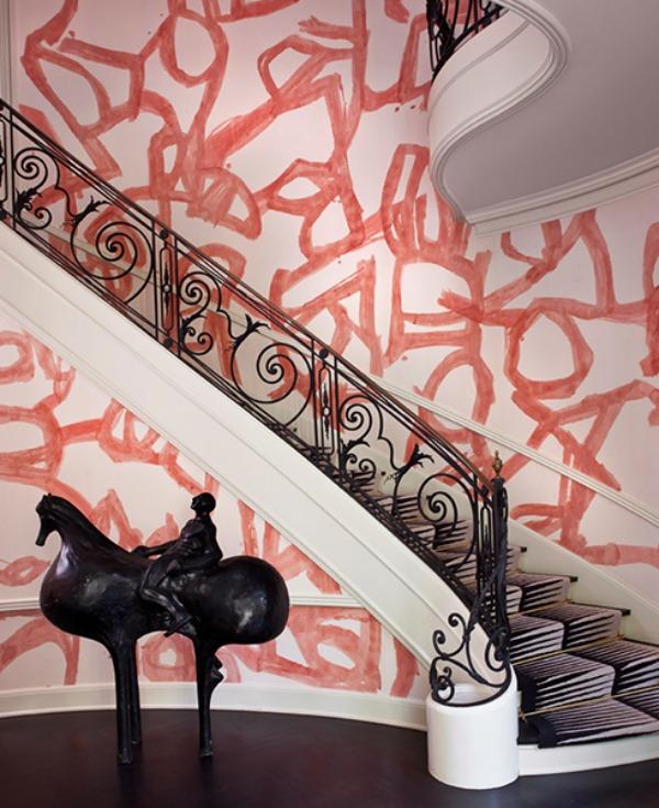 Thiết kế cầu thang tạo thêm phần quyến rũ cho ngôi nhà